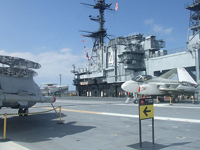 Aircraft carrier Midway