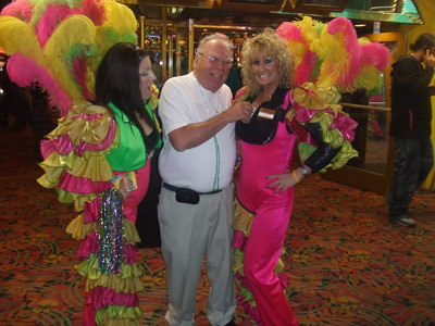 The Firewriter visits Vegas Showgirls